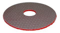 TELUM GRINDING DISC -  200 GRIT RED