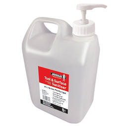 TOOL & SURFACE SANITISER - 5L