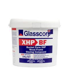 GLASSCORP XHP-BF W/GLAZING COMPOUND 10KG