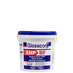 GLASSCORP XHP-BF W/GLAZING COMPOUND 4KG