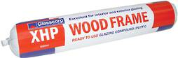 XHP WOODFRAME GLAZING COMPOUND - 1kg