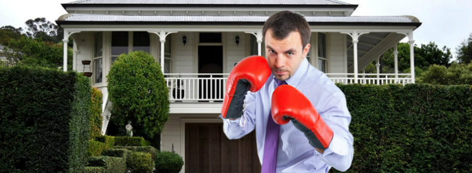 Taking the fight out of property management