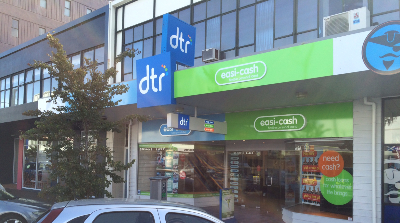 DTR Store Front 3