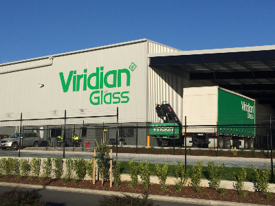 Viridian Glass Building