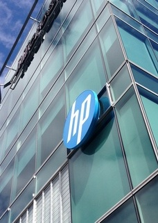 Global Signage Hewlett Packard 1