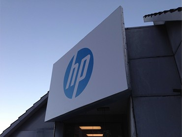 Global Signage Hewlett Packard 2