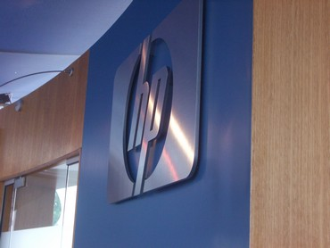 Global Signage Hewlett Packard 4