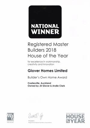 HOY 2018 National Categ Winner Cert lowres