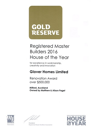HOY 2016 Gold Reserve Cert lowres
