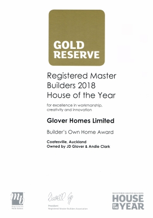 HOY 2018 Gold Reserve Cert lowres