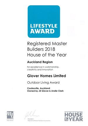 HOY 2018 Outdoor Living Award Cert Lowres