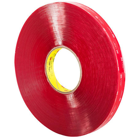 3M 4905 VHB Tape 66mtr Clear (0.5mm)