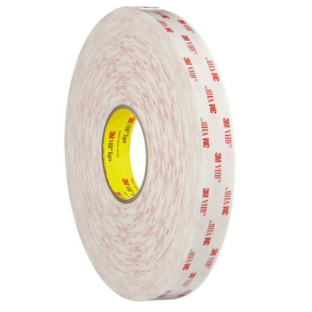 3M 4950 VHB Tape 33mtr White (1.1mm)