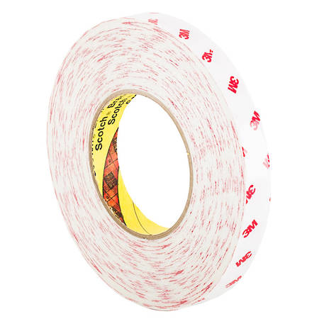 3M 9888T Clear Double Sided Tape