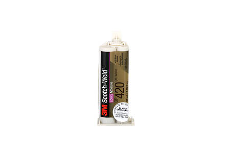 3M Scotch-Weld DP-420 Off White 2:1 Epoxy 50ml
