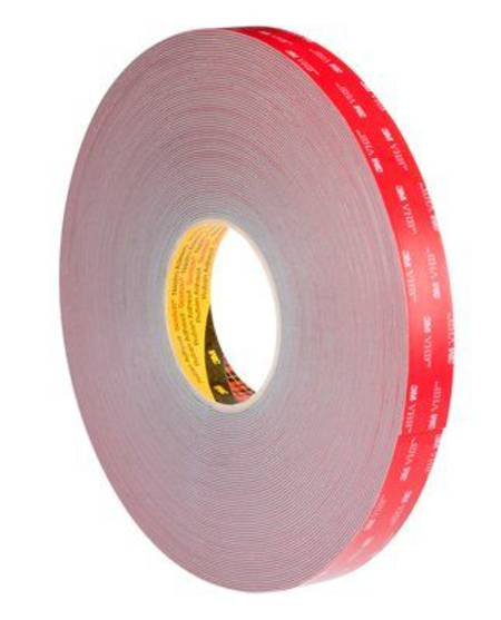 3M GPH Heat Resistant VHB Tape 18mm x 33mtr