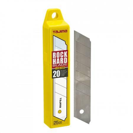 TAJIMA LCB65 25mm Blades 20 pack