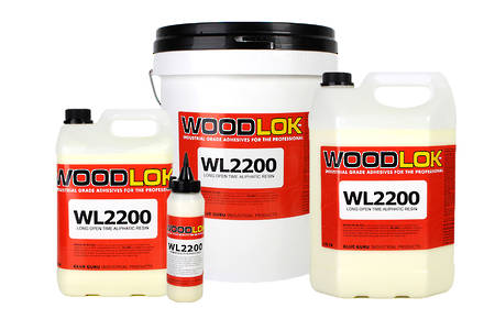 WOODLOK 2200 Aliphatic Resin