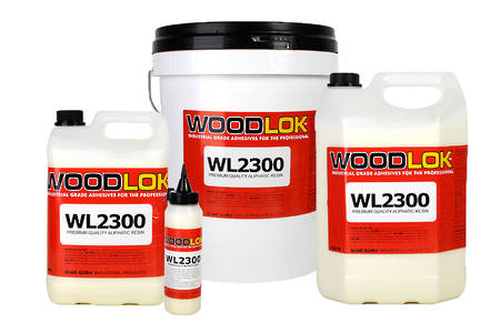 WOODLOK 2300 Premium Aliphatic Resin