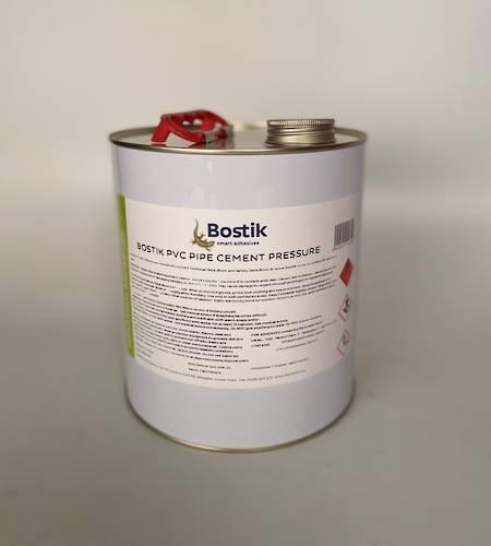 BOSTIK PVC Pipe Cement 4ltr