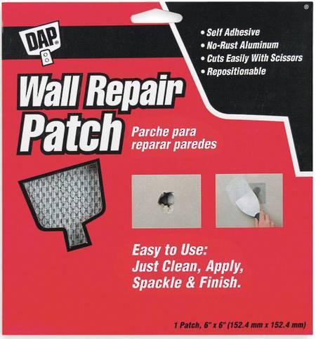 DAP Wall Repair Patch 150mm