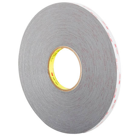 3M 4941 VHB Tape 33mtr Grey (1.1mm)