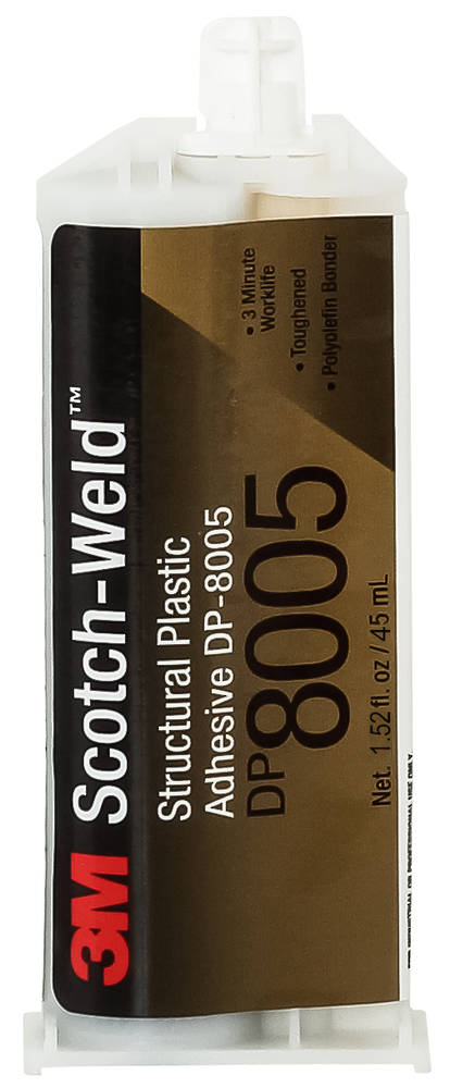 3M Scotch-Weld DP-8005 10:1 Adhesive 45ml