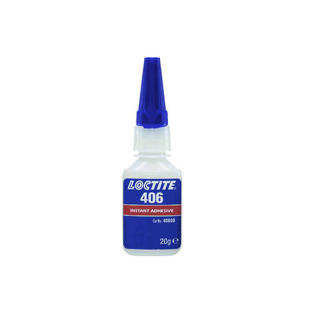 LOCTITE 406 Low Viscosity Cyanoacrylate 25ml
