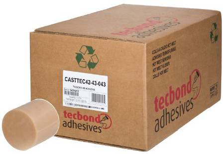 TECBOND CAST-TEC 43mm Hot Melt Slugs