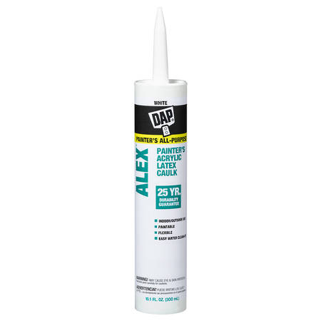 DAP Alex Painter`s White Cartridge 300ml