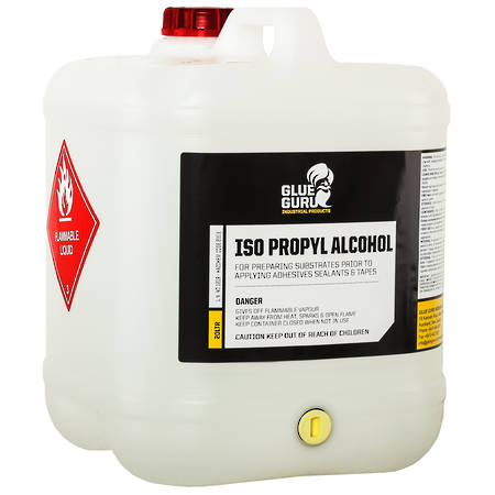 GLUE GURU Isopropyl Alcohol