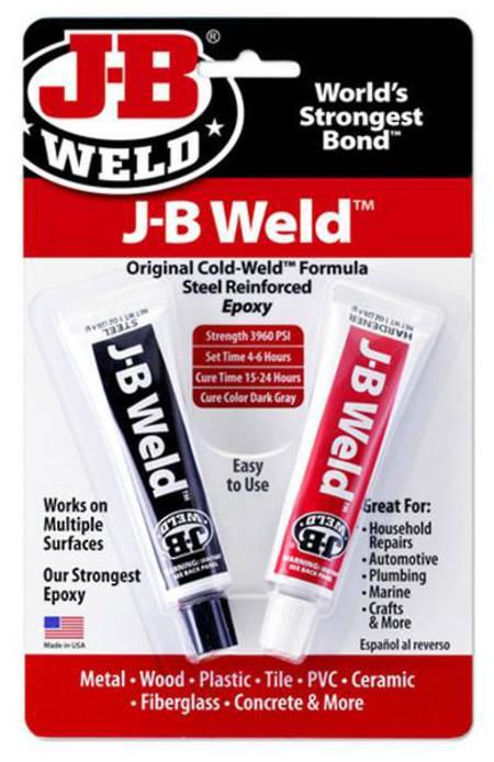 JB Weld Cold-Weld Epoxy