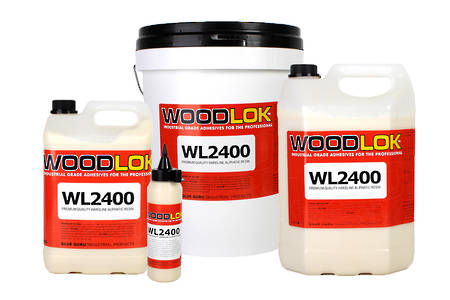 WOODLOK 2400 Hardline Aliphatic Resin