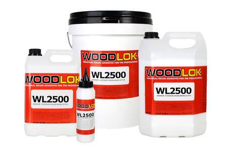 WOODLOK 2500 D3 Crosslink Adhesive