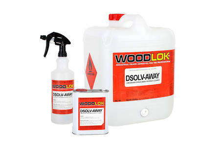WOODLOK DSOLV-AWAY Citrus Cleaner
