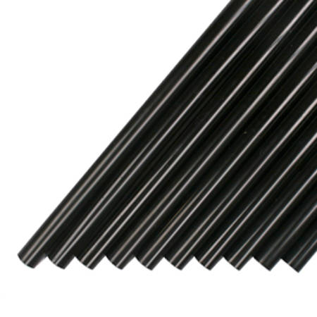 TECBOND 7718 Polyamide 12mm Black - 10 Stick Pack