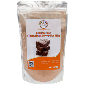 Chocolate Brownie Mix (Gluten Free)