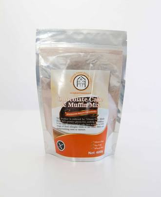 Chocolate Cake Mix (Gluten Free) 10% discount
