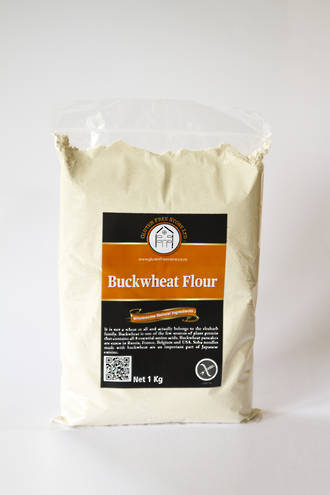 Buckwheat Flour - Out of Stock