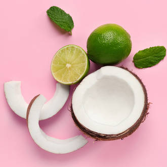 Coconut and lime fragrance oil
