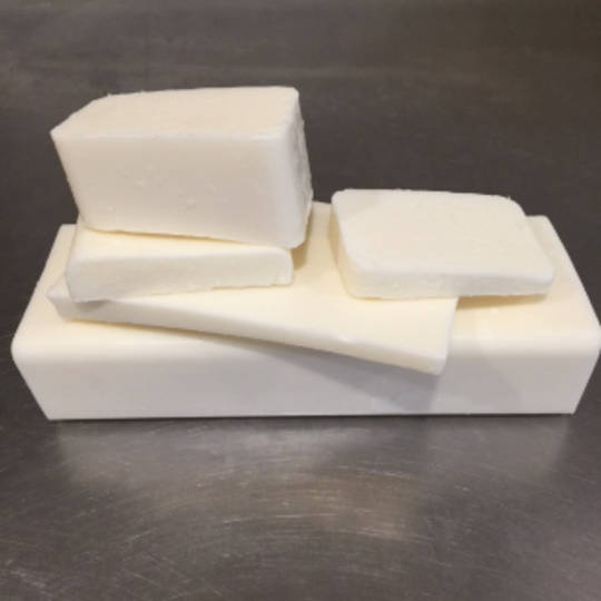 Goat's milk organic melt & pour soap base