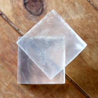 Clear melt and pour soap base, NZ