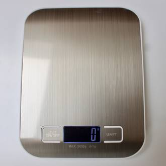Scales: 5kg/1g