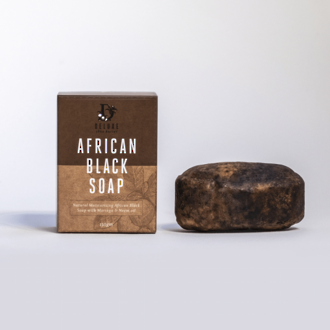 Deluxe Shea Butter - African black soap