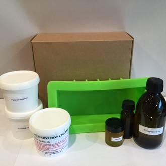 Lemon & honey CP soapmaking kit