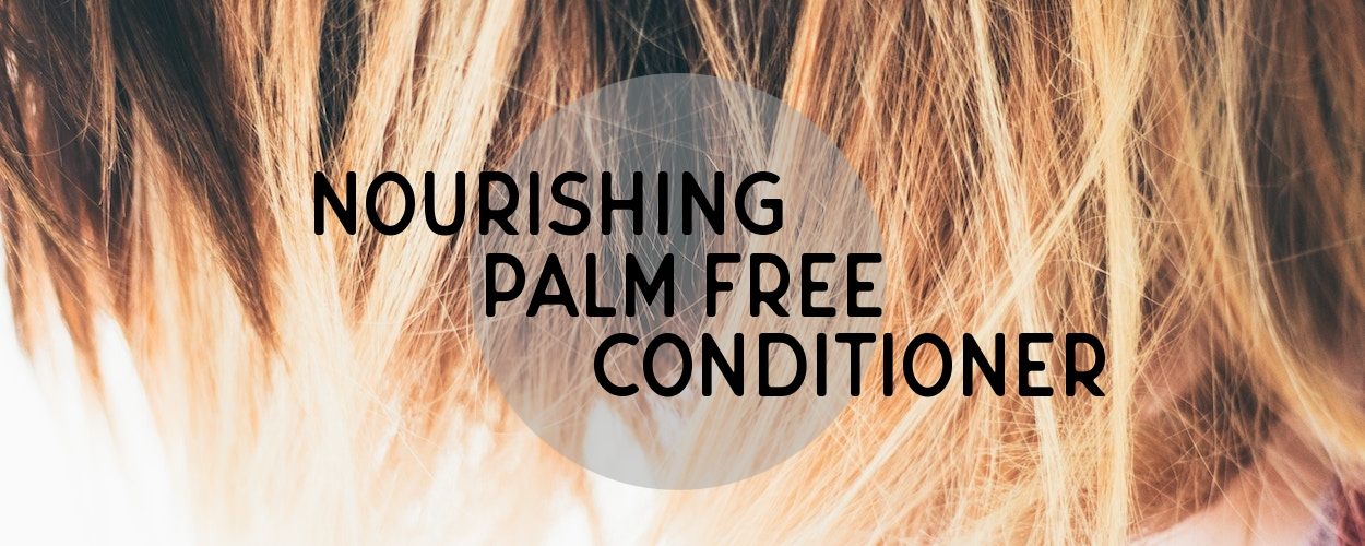 Norishing palm free conditioner