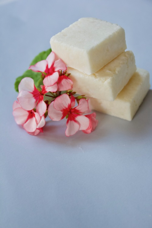 Solid shampoo bars recipe