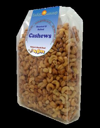 Cashews Roasted Salted - 1kg 1pk
