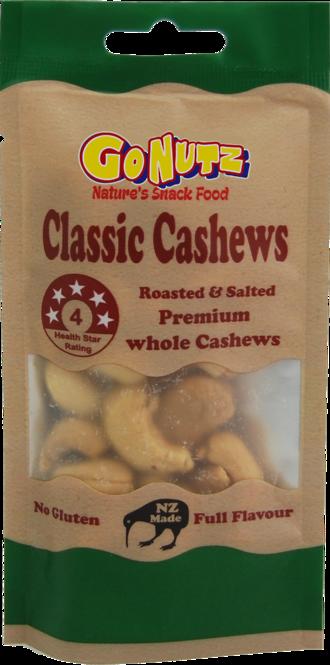 Cashews Classic Pouch 40g - 12 Tray