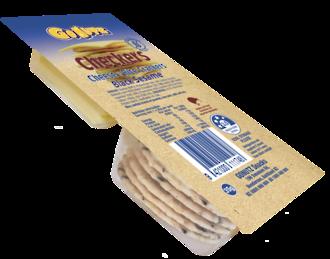 Cheese & Rice Crackers GF 35g - 32box